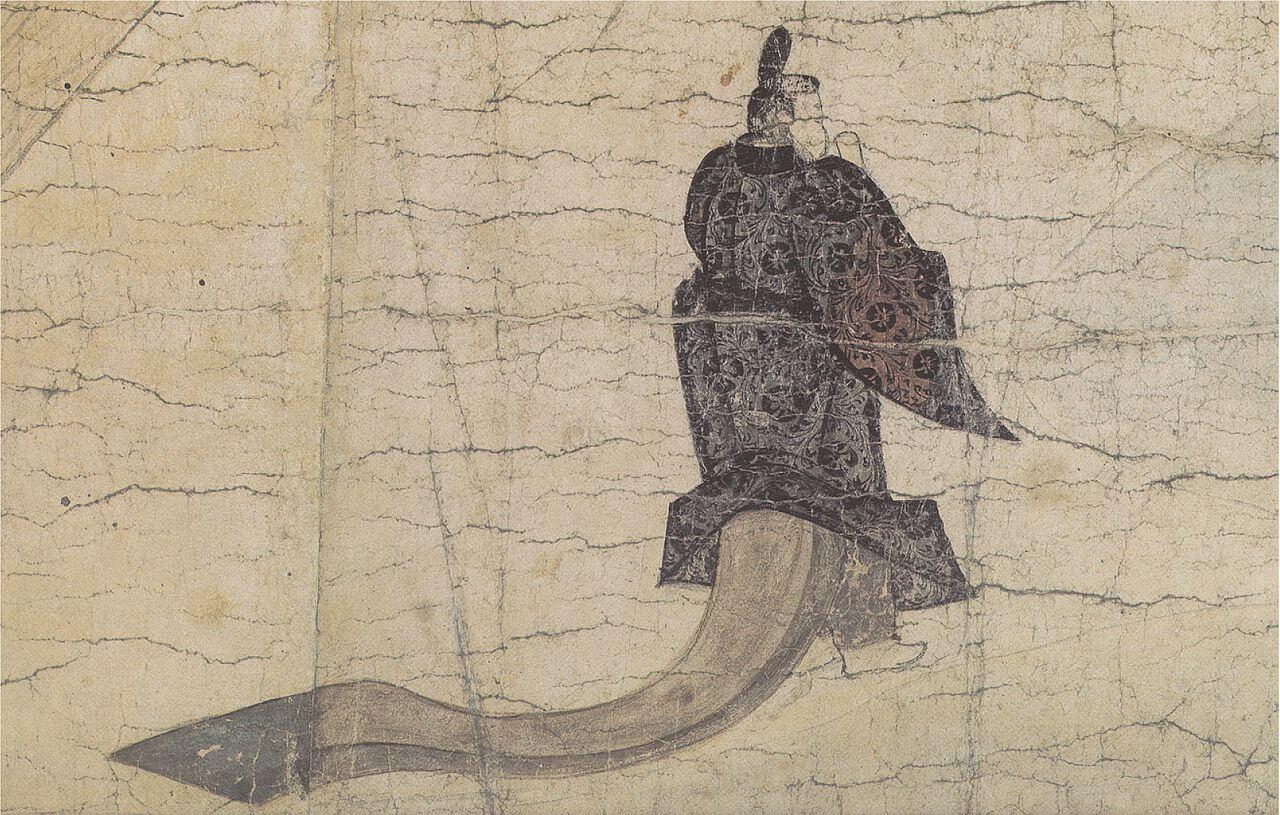 1280px-Ban_Dainagon_Ekotoba_-_Mystery_character_A_detail_2
